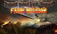 Скриншот к файлу: Tank battle 1990 Farm mission (Танковое сражение 1990 Фермерская миссия)