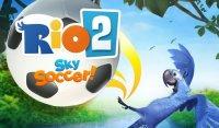 Скриншот к файлу: Rio 2 Sky Soccer! (Рио 2 Небесный футбол!)