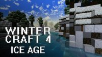 Скриншот к файлу: Winter craft 4 Ice age (Зимнее ремесло 4 Ледниковый период)