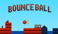 Скриншот к файлу: Bounce ball HD original (Прыгающий мяч Оригинальный HD)