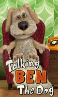 Скриншот к файлу: Talking Ben the Dog (Говорящая Собака Бэн)