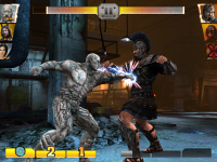 Скриншот к файлу: WWE Immortals