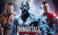 Скриншот к файлу: WWE Immortals v1.3.1 (Бессмертные Реслинг v1.3.1)