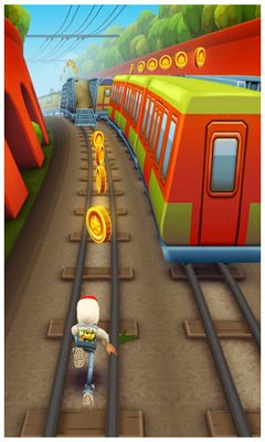 Скачать Subway Surfers для Android