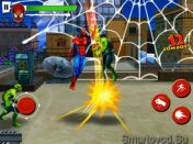 Скриншот к файлу: Spider-Man Total Mayhem HD v3.2.6