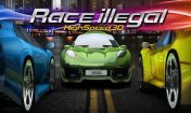 Скриншот к файлу: Race Illegal High Speed 3D