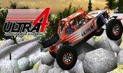 Скриншот к файлу: Ультра 4 Гонки по бездорожью (ULTRA 4 Offroad Racing)