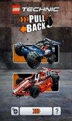 Скриншот к файлу: Горящие колеса. 3Д Гонки (Burning Wheels 3D Racing)