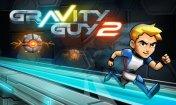 Скриншот к файлу: Гравитационный парень 2 (Gravity Guy 2)