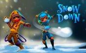 Скриншот к файлу: Снежки Зимнее издание 3D (Snowdown Winter edition 3D)