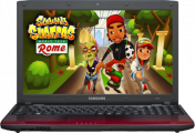 Скриншот к файлу: Subway Surfers Rome 2
