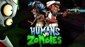 Скриншот к файлу: Человечество против зомби (Humans vs zombies)