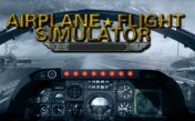 Скриншот к файлу: Симулятор полётов на самолёте (3D Airplane flight simulator)