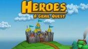 Скриншот к файлу: Герои В поисках Грааля (Heroes A Grail quest)