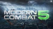 Скриншот к файлу: Modern Combat 5: Blackout (Затмение)