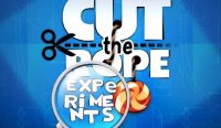 �������� � �����: Cut the Rope: Experiments