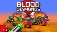 Скриншот к файлу: Blood diamonds Base defense (Кровавые алмазы Защита базы)