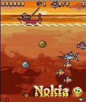 Скриншот к файлу: Arcade Fishing