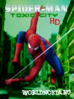 Скриншот к файлу:  SPIDER-MAN: TOXIC CITY HD
