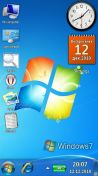 Скриншот к файлу: Windows 7 для GDesk