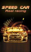 Скриншот к файлу: Speed car Real racing (Скоростной автомобиль Реальные гонки)