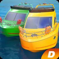 Скриншот к файлу: Boat Racing