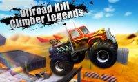 Скриншот к файлу: Offroad hill climber legends (Внедорожный гонщик по холмам Легенды)