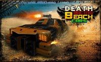 Скриншот к файлу: Death race Beach racing cars (Смертельная гонка Гоночные машины на пляже)