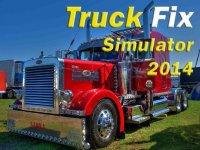 Скриншот к файлу: Truck fix simulator 2014 (Симулятор ремонта грузовика 2014)