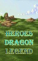 Скриншот к файлу: Heroes dragon legend (Герои Легенда о драконе)