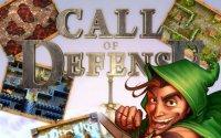 Скриншот к файлу: Call of defense TD (Зов обороны)