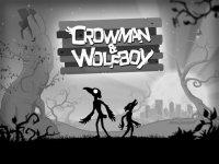 Скриншот к файлу: Crowman and Wolfboy (Человек-ворон и Мальчик-волк)