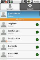 Nimbuzz - Skype, Facebook, MSN, Yahoo! � ������ ������