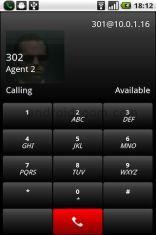 Скриншот к файлу: 3CXPhone - бесплатный SIP телефон для звонков через VoIP