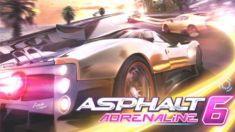 Скриншот к файлу: Asphalt 6: Adrenaline