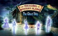 Скриншот к файлу: The treasures of mystery island 3 The ghost ship (Остров секретов 3 Корабль-призрак)