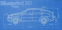 Скриншот к файлу: Blueprint 3D HD