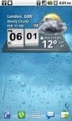 Скриншот к файлу: 3D Digital Weather Clock