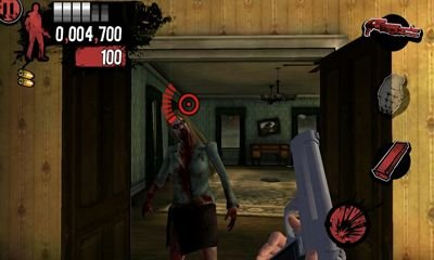 Дом мертвых (House of the Dead Overkill LR) для Android