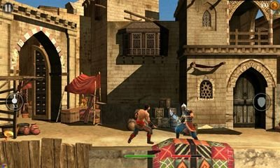 Prince of Persia Shadow&Flame на Android