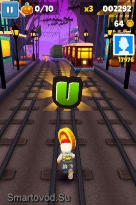 Subway Surfers - New Orleans (Halloween) для Android