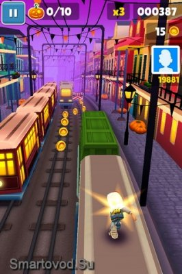 Subway Surfers - New Orleans (Halloween)
