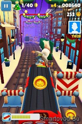 Скачать Subway Surfers (MOD ... - android-1.com