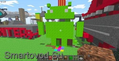Minecraft Pocket Edition v.0.7.6 (Rus) для Android - скриншот 3
