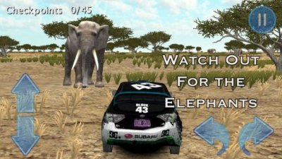 Rally Race 3D Africa 4x4 Android