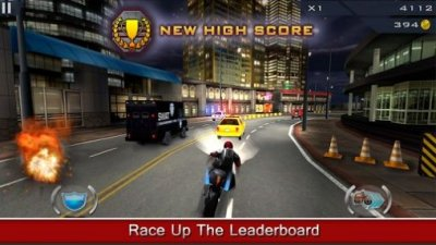 Байкеры 3 (Dhoom:3 the game) Android