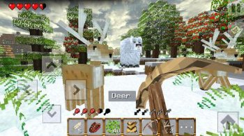 Winter craft 4 Ice age