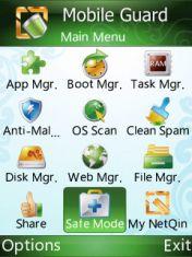 Скриншот к файлу: NetQin Mobile Guard