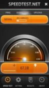 Скриншот к файлу: Speed Test - v.1.00(0)