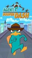 Скриншот к файлу: Agent P Doofen dash (Агент Пи Сумасшедшая гонка)